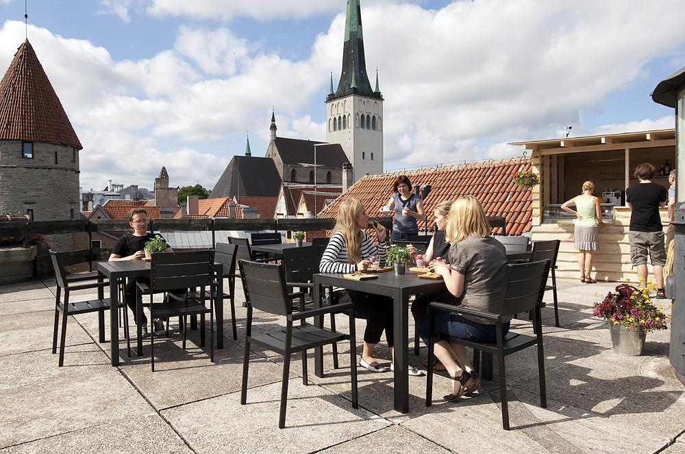 Смотровые площадки Таллина: Толстая Маргарита