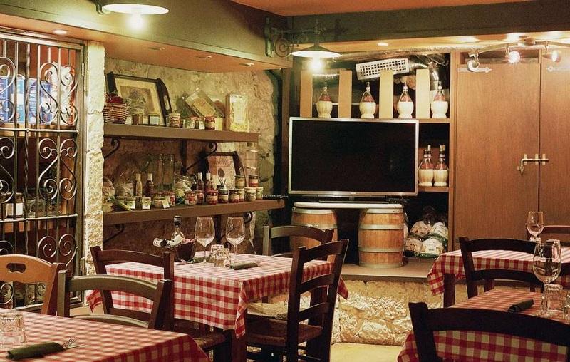 Где поесть в Таллине недорого и вкусно: Trattoria del gallo nero