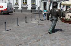 Памятник Трубочисту, Таллин