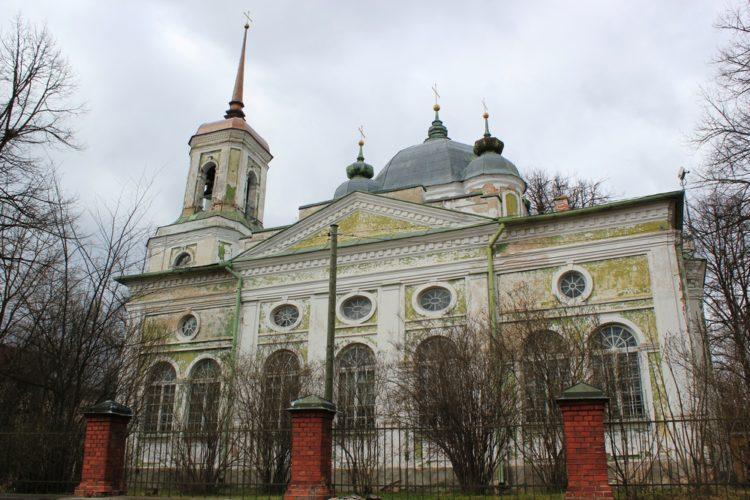 Успенский собор в Тарту