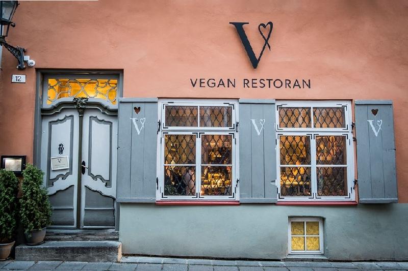 Vegan Restoran V, Таллин