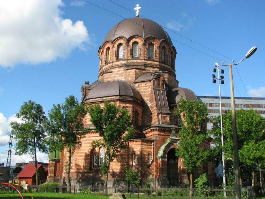 Воскресенский собор в Нарве, Эстония