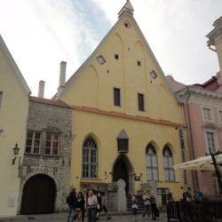 Эстонский исторический музей - здание Большой гильдии