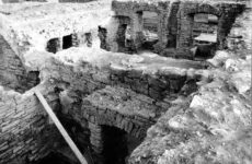Развалины замка Пуртсе, Эстония, 1987 год