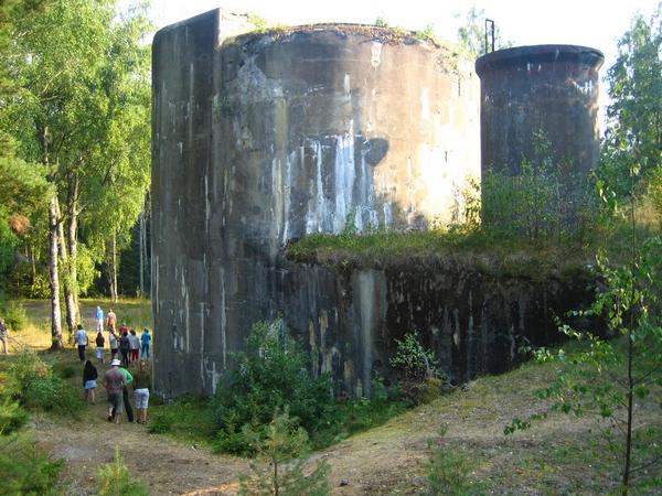Развалины крепости Петра I, Найссаар