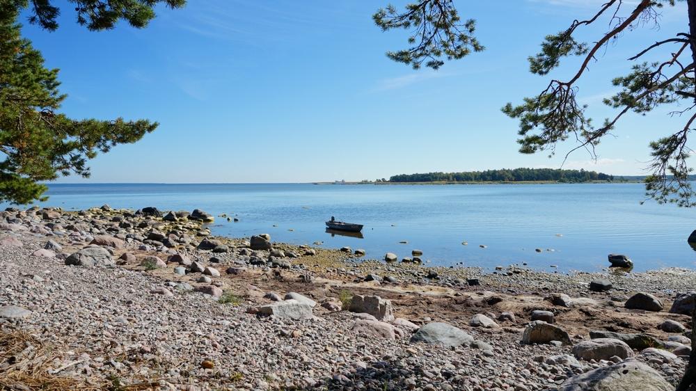 Пригороды Таллина: остров Аэгна
