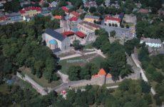 Епископский замок, Хаапсалу, Эстония