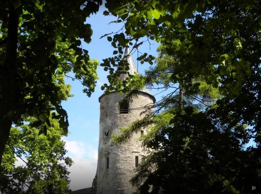 Замок Белой дамы, Хаапсалу, Эстония