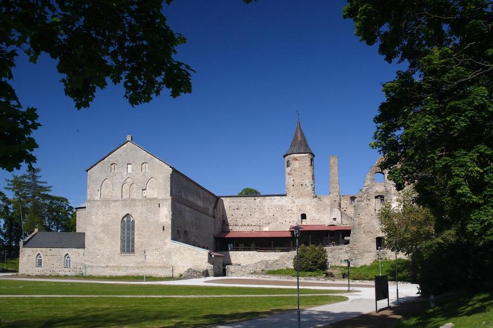 Замок Хаапсалу, Эстония