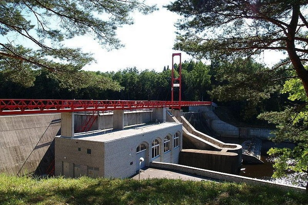 Гидроэлектростанция на реке Ягала, Йыэляхтме