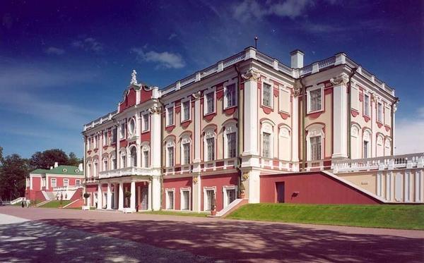 Екатериненский дворец, Кадриорг, Таллин