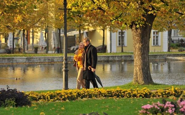 Парк Кадриорг, Таллин