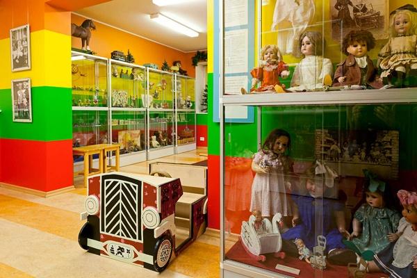 Детский музей Мийамилла в Каламая, Таллин
