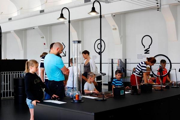 Познавательный центр «Энергия» в Каламая, Таллин