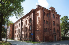 Здание Кренгольмской мануфактуры, Нарва