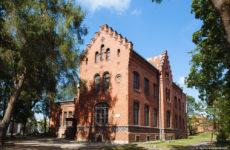 Дом технического директора Кренгольмской мануфактуры, 1893 год
