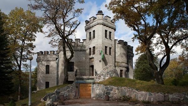 Замок Глена, Нымме, Таллин