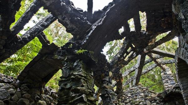 Пальмовый домик возле замка Глена, Нымме, Таллин