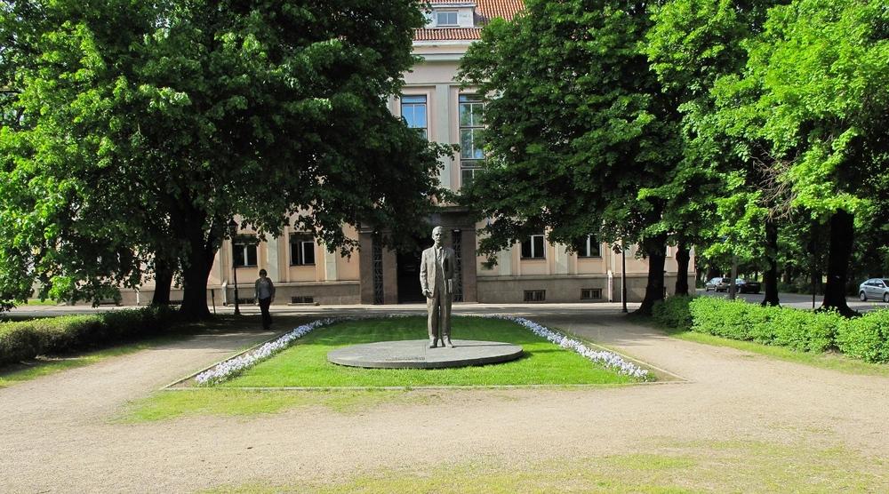Памятник Пеетеру Пылду, Тарту
