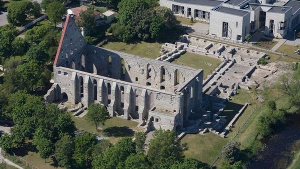 Монастырь Св. Бригитты, Пирита, Таллин