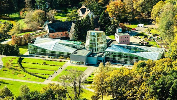 Таллинский ботанический сад, Пирита