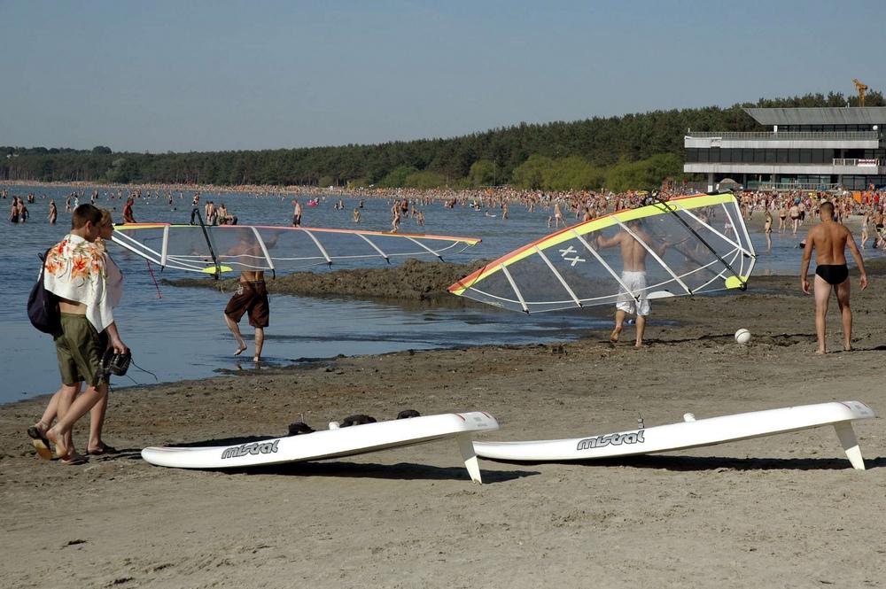 Пляж Пирита, Таллин