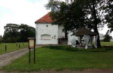 Крепость Пуртсе в Эстонии