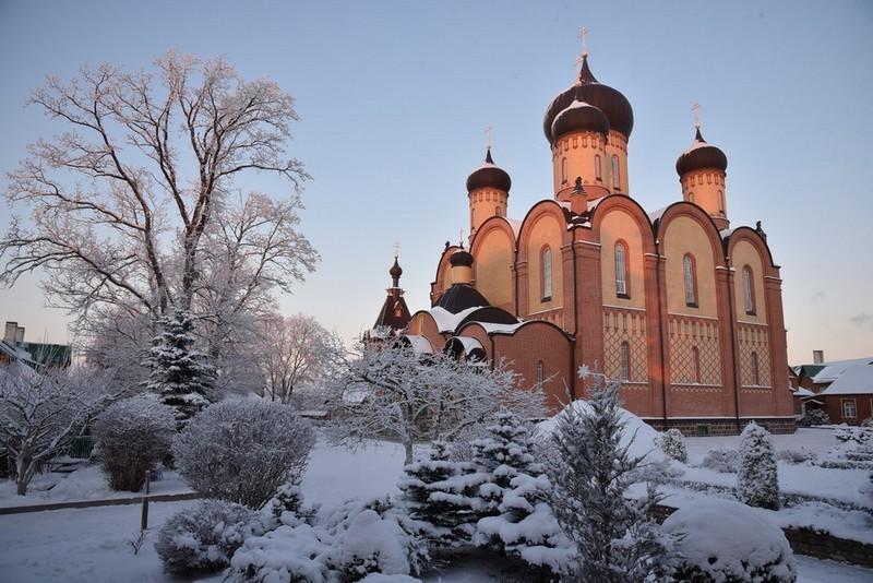сайт пюхтицкого монастыря