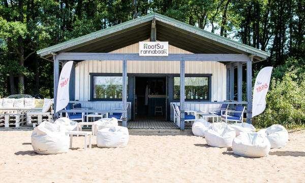 Пляжный бар RootSu rannabaar, Виймси