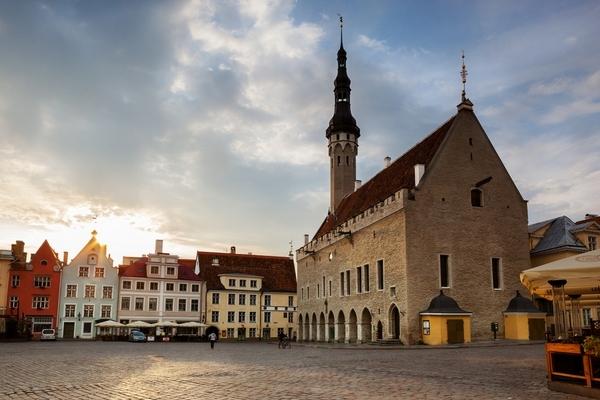 Ратушная площадь, Старый город Таллина