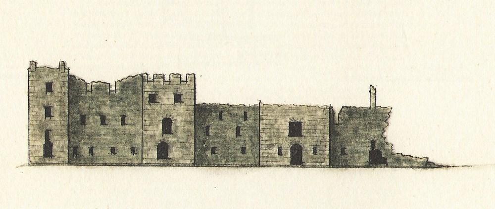 Замок Тоолсе, Эстония