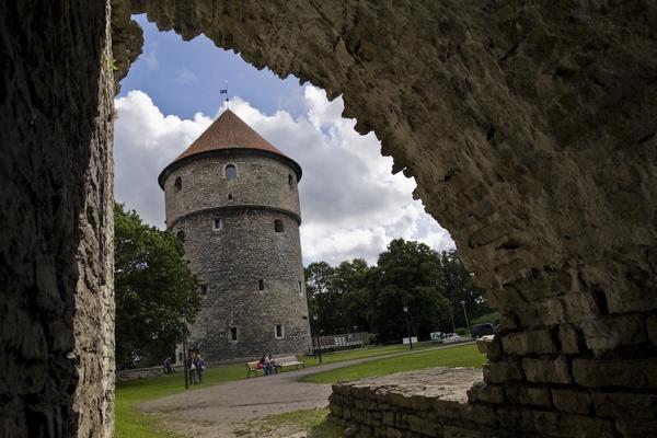 Башня Кик-ин-де-Кёк, Центр Таллина