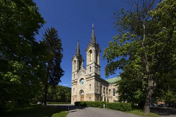 Церковь Каарли, Центральный район Таллина