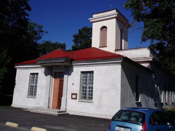Церковь Святого Николая в Палдиски