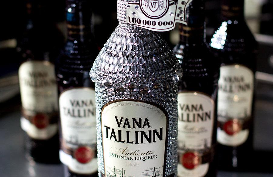 Ликер Старый Таллин