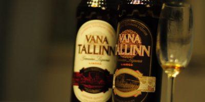 Ликер Vana Tallinn (Старый Таллин)