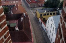 Вид с башни Яановской церкви, Тарту