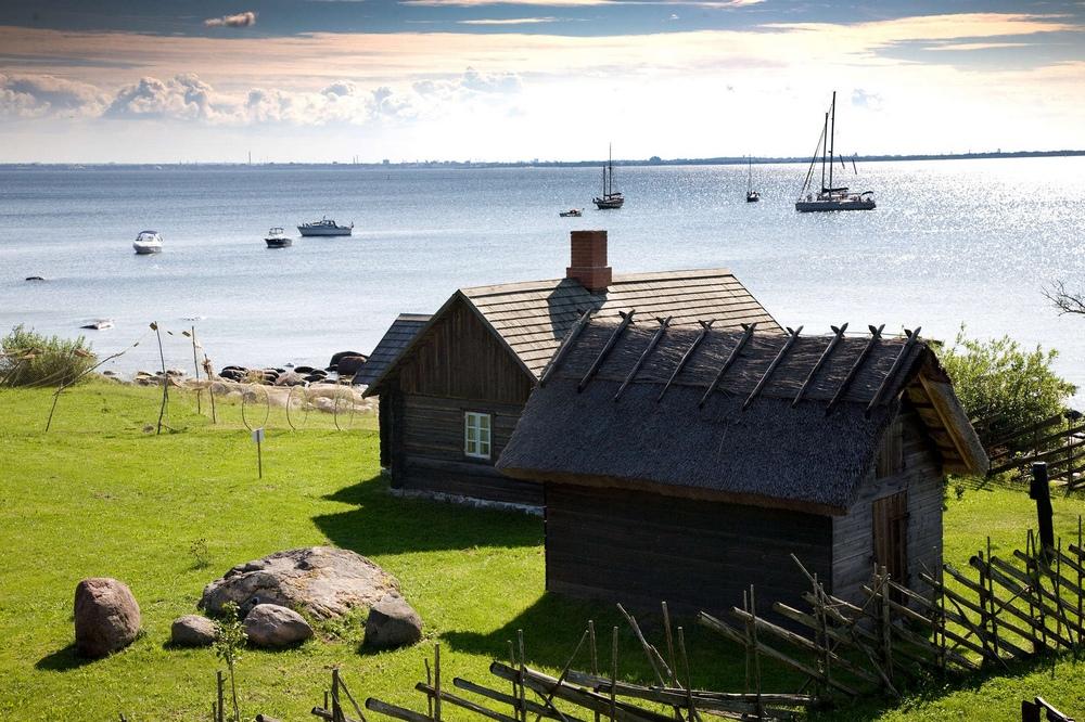 Окрестности Таллина: Полуостров Виймси