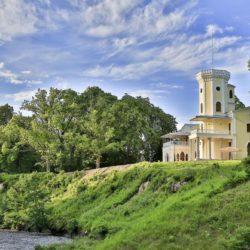 Средневековые замки Эстонии