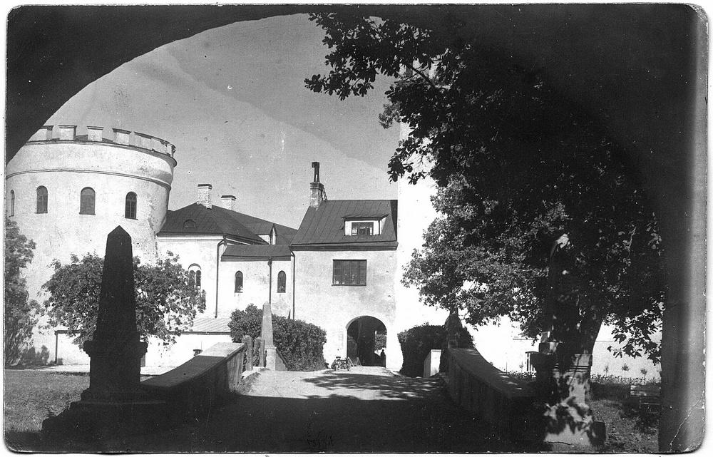 Замок Лоде в Колувере, Эстония, примерно 1900 год
