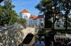Замок Колувере Эстония