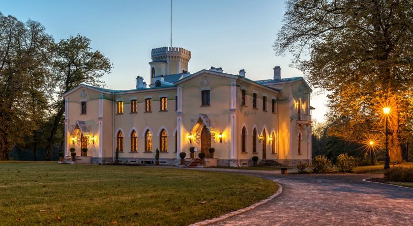 Замок Фалль сегодня