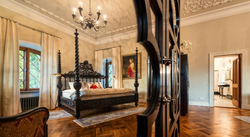 Свит «Бенкендорф» в отеле Фалль, Эстония