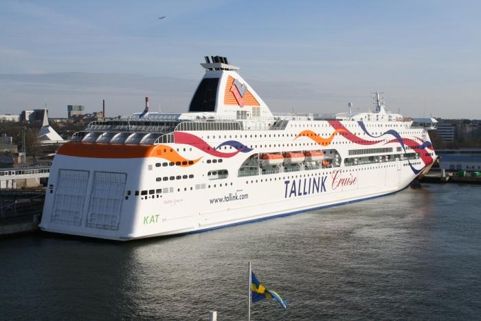 Паром Таллин-Стокгольм расписание