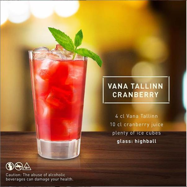 Vana Tallinn cranberry