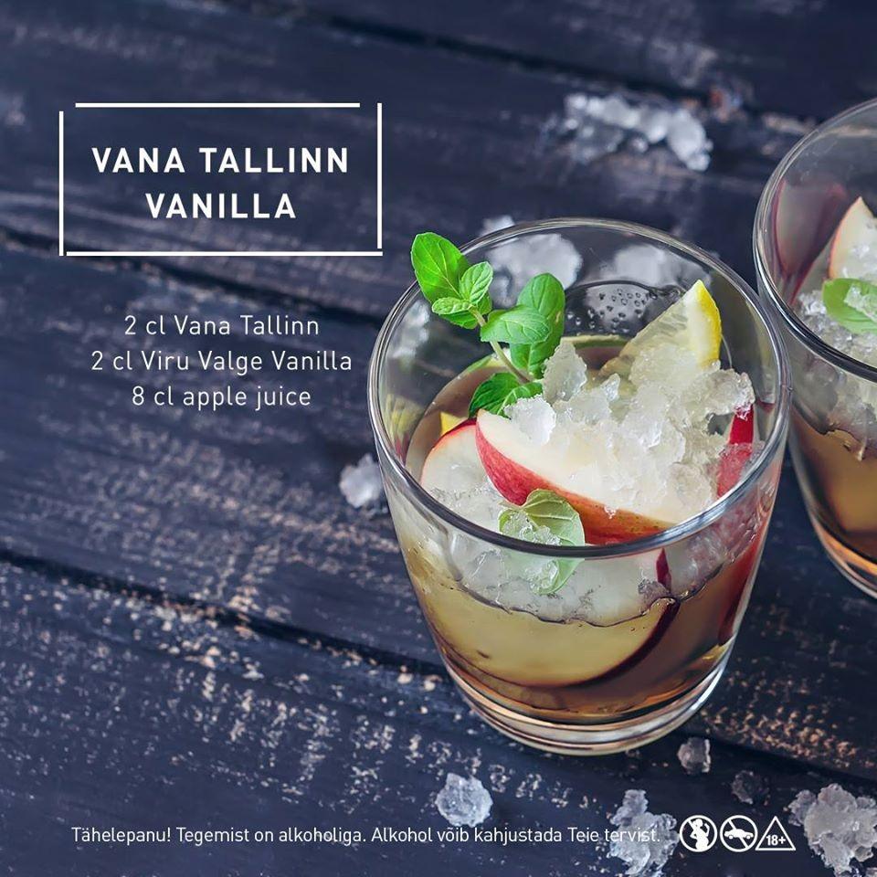Ванильный Таллин